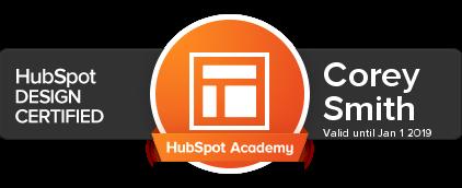 HubSpot Design Certification - HubSpot Academy