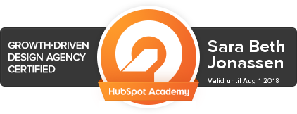 HubSpot Growth-Driven Design Certification