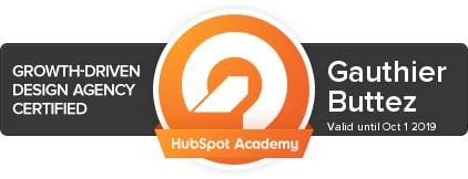 HubSpot Academy - Growth-Driven Design