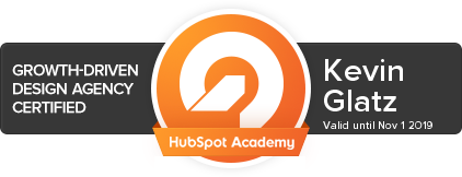 HubSpot Growth-Driven Design Agency Certified