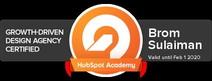 Hubspot Academy: Growth Driven Design