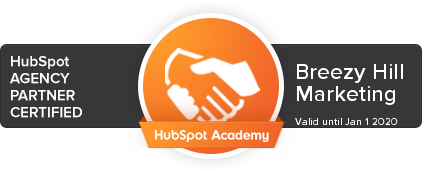 HubSpot Agency Badge