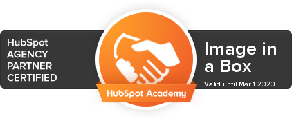 HubSpot Partners badge