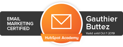 HubSpot Academy - Email Marketing