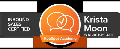 HubSpot Inbound Sales Certification