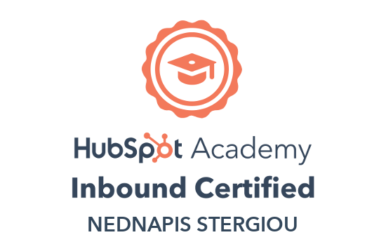 Hubspot Inbound Certification
