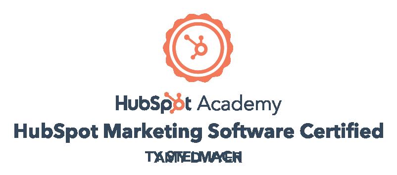 HubSpot marketing software certified Amy Dwyer