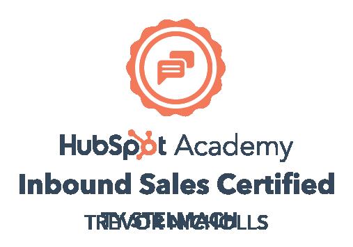 HubSpot Academy Inbound Sales Certified