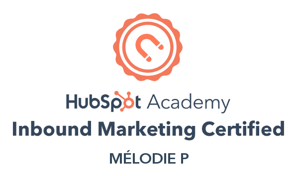 certification hubspot inbound marketing