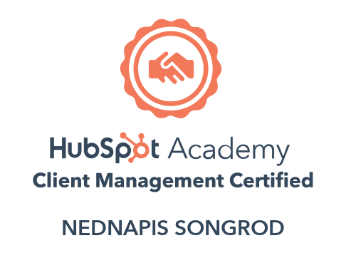 Hubspot Client Management Certification